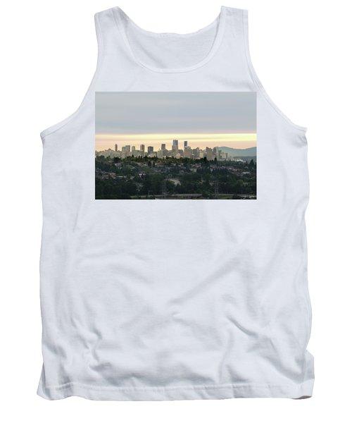 Downtown Sunset Tank Top