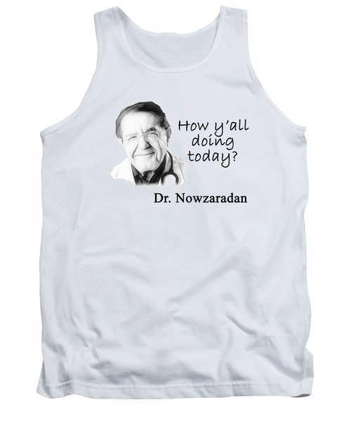 Dr. Now Tank Top