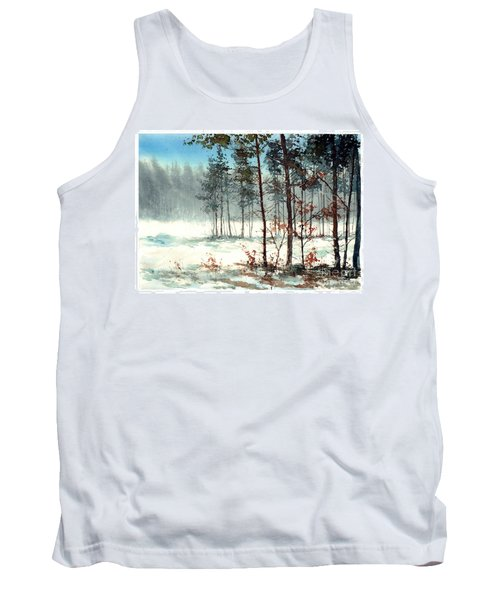 Dreaming Forest Tank Top