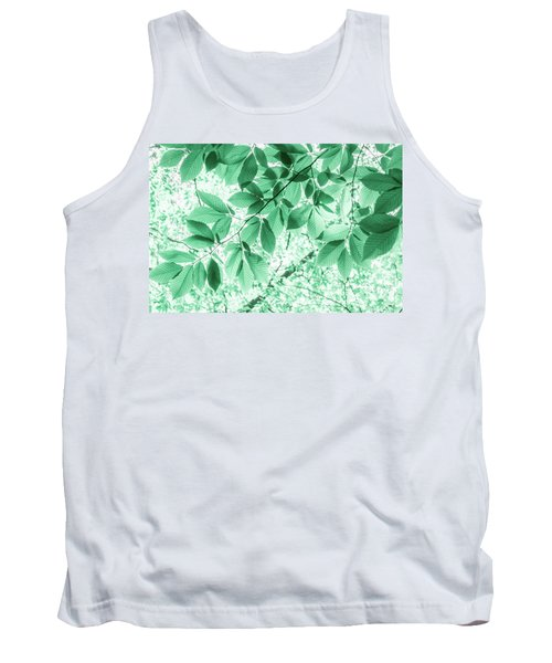 Dreaming Of Summer In Paolo Veronese Green Tank Top