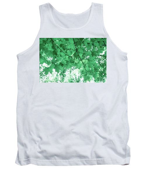 Dreams Of Summer In Paolo Veronese Green Tank Top