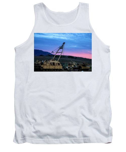 Early Morning Sunrise Tank Top