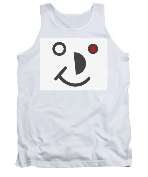 East Asia Red Eye Tank Top