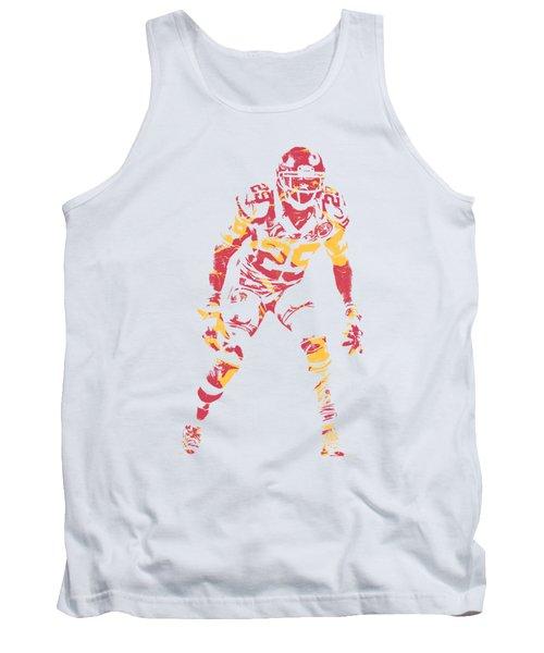 Eric Berry Kansas City Chiefs Apparel T Shirt Pixel Art 2 Tank Top