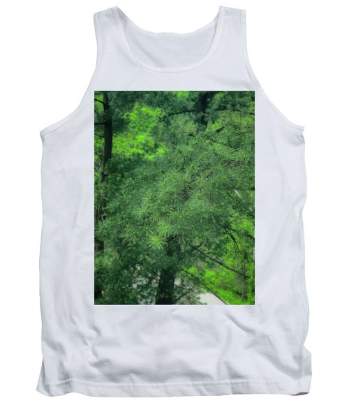Ever Green Tank Top