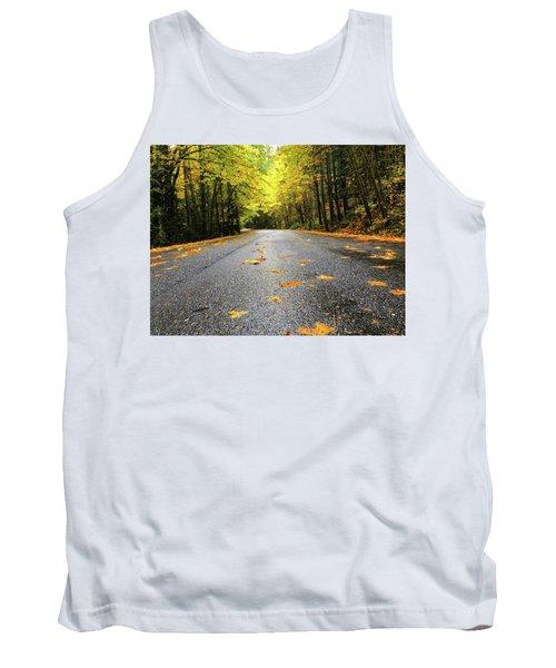 Fall Drive Tank Top