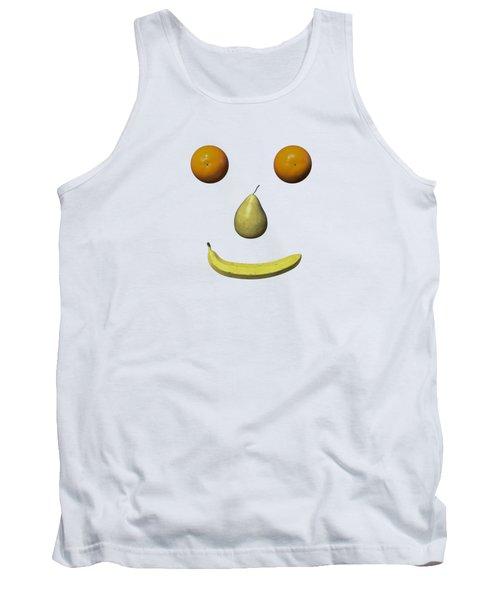 Feeling Fruity Smile Png Tank Top