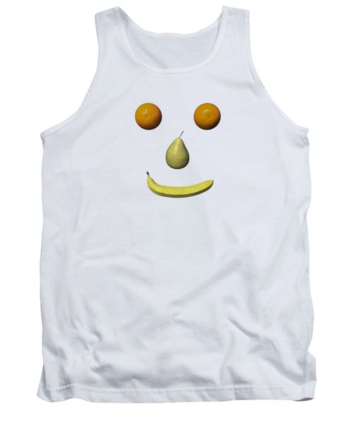 Feeling Fruity Smile Png Tank Top