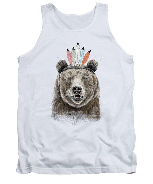 Festival Bear Tank Top