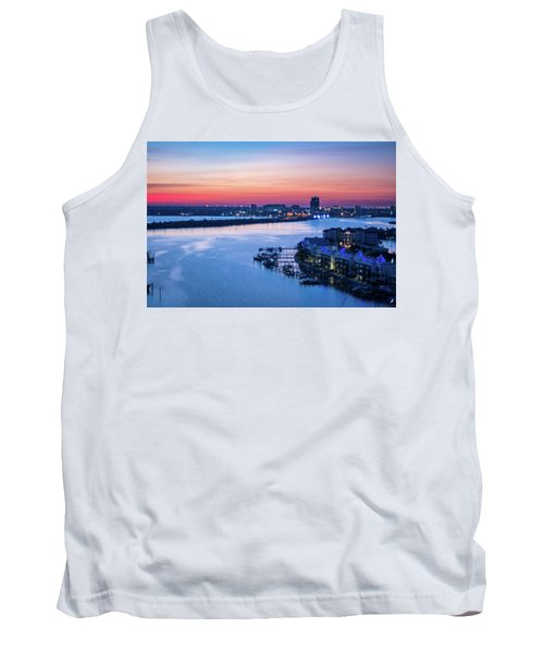 Firstlight Over Clearwater Tank Top