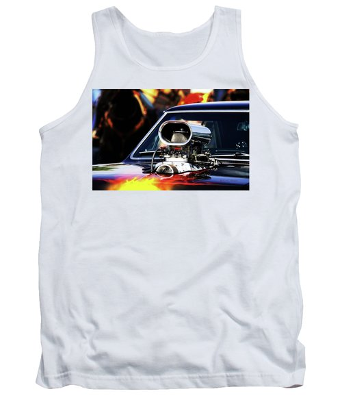 Flames To Go Tank Top