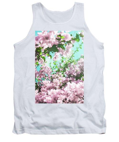 Floral Dreams Iv Tank Top