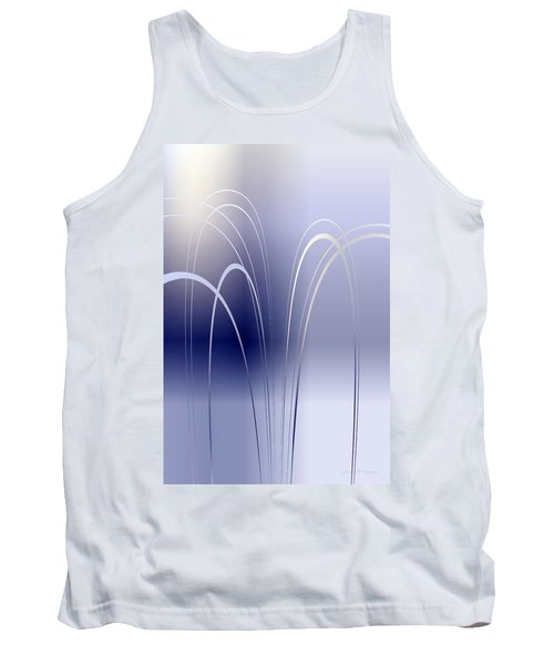 Fountain Tank Top