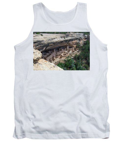 From Above The Rim Tank Top