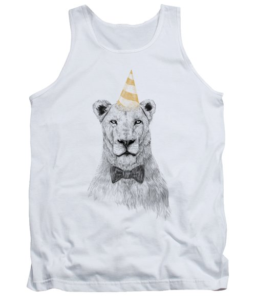 Get The Party Started Tank Top