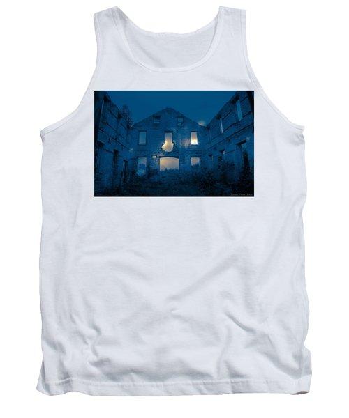 Ghost Castle Tank Top