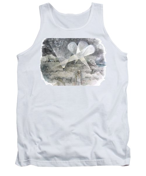 Ghostbusting The New Zealand Storm-petrel Tank Top