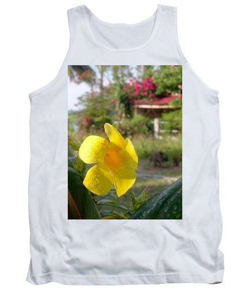Golden Dew Tank Top