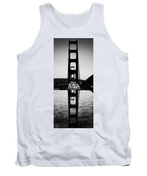 Golden Gate Reflection Tank Top