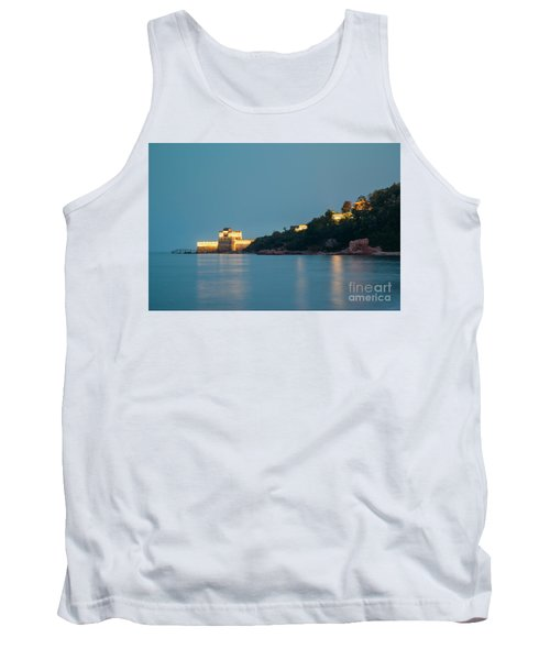 Great Wall At Night Tank Top