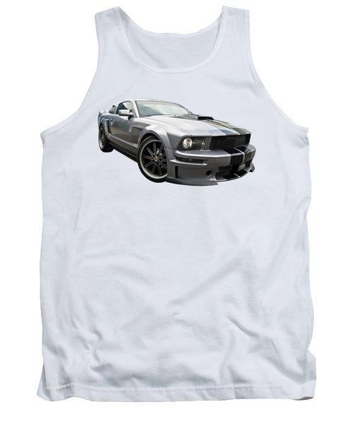 Grey Power - Cervini Mustang Tank Top