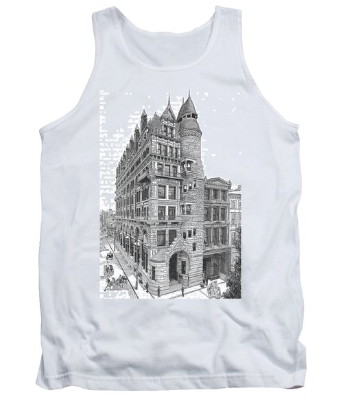 Hale Building Tank Top