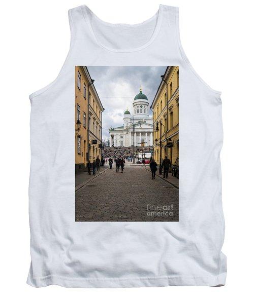 Helsinki Streets Tank Top