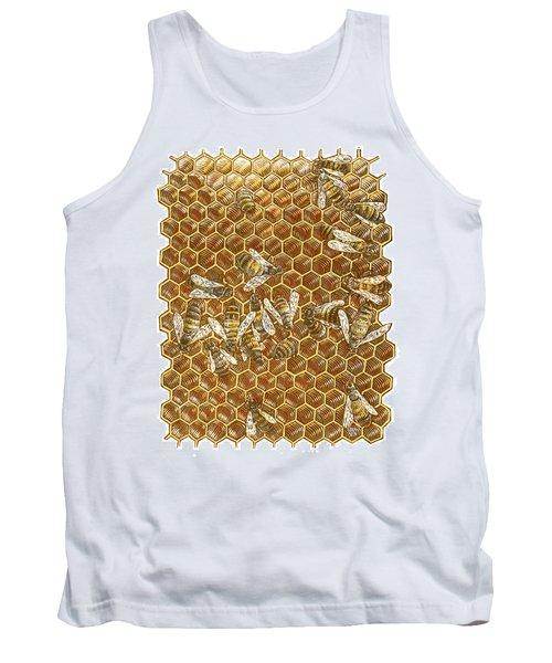 Honey Bees Tank Top