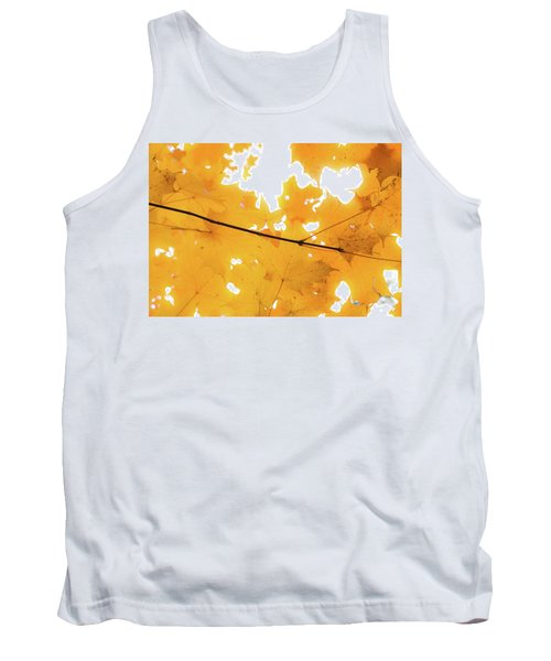 Honey Colored Happiness Tank Top