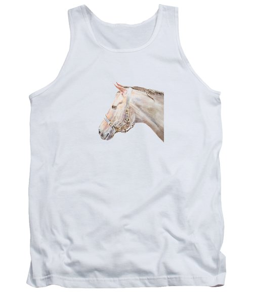 Horse Portrait I Tank Top
