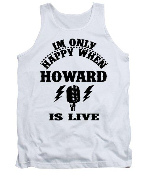 Howard  Tank Top