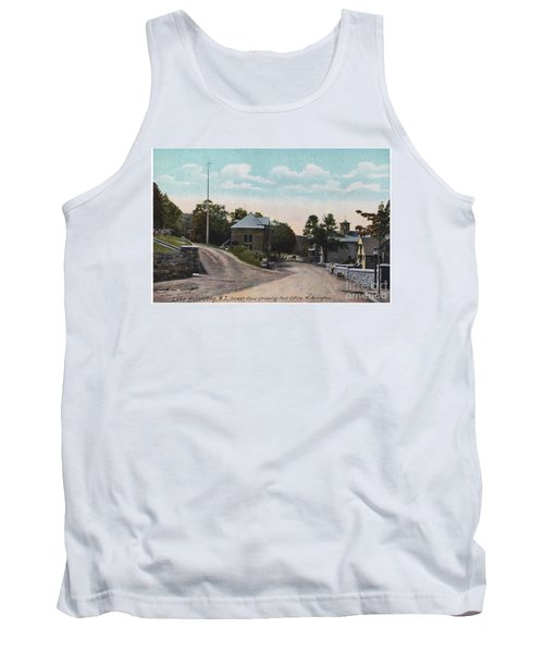 Howard Blvd. Mount Arlington Tank Top