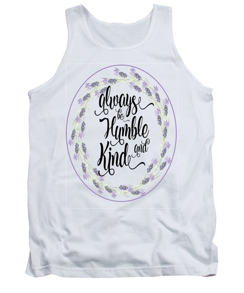 Humble And Kind Tank Top