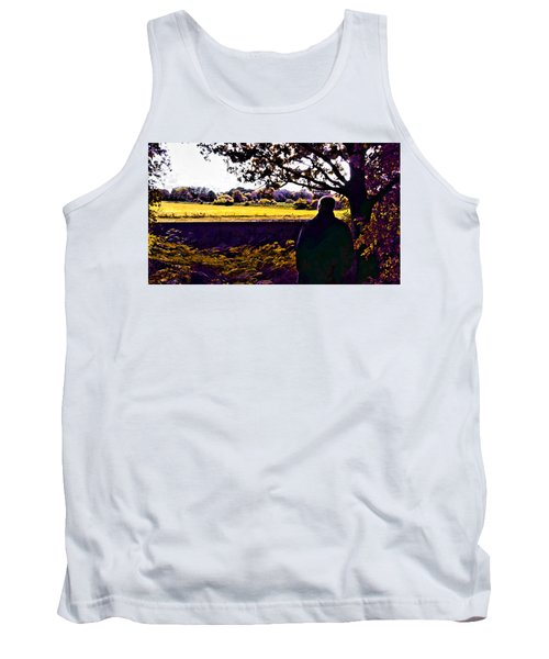 I Can Feel It Coming In The Air Tank Top