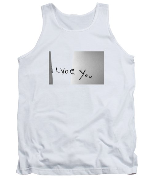 'i Lvoe You' Tank Top