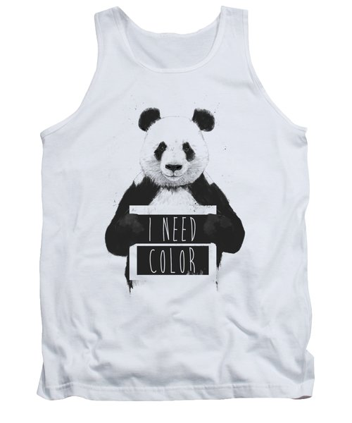 I Need Color Tank Top