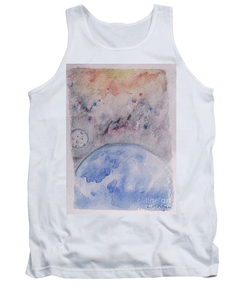 In The Beginning Tank Top