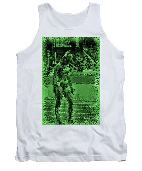 In The Green Zone Tank Top