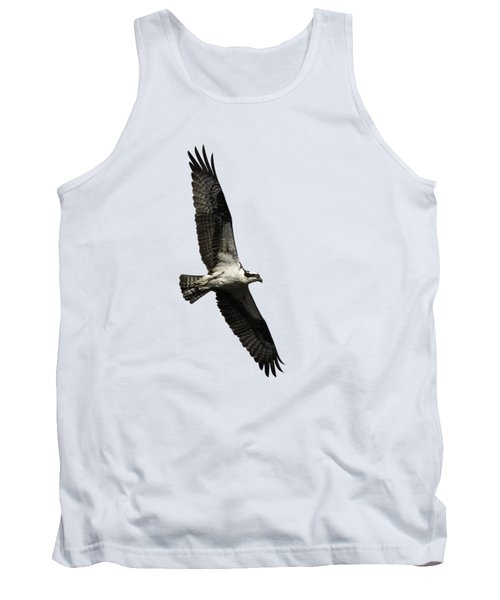 Isolated Osprey 2019-3 Tank Top