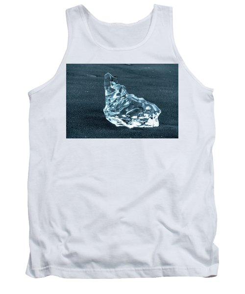 Jokulsarlon Diamond Tank Top