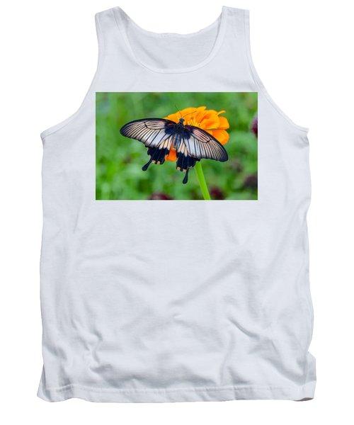 Kite Swallowtail  Tank Top