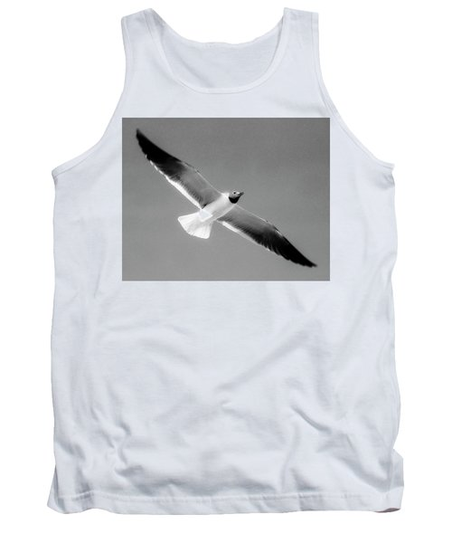 Laughing Seagull Tank Top