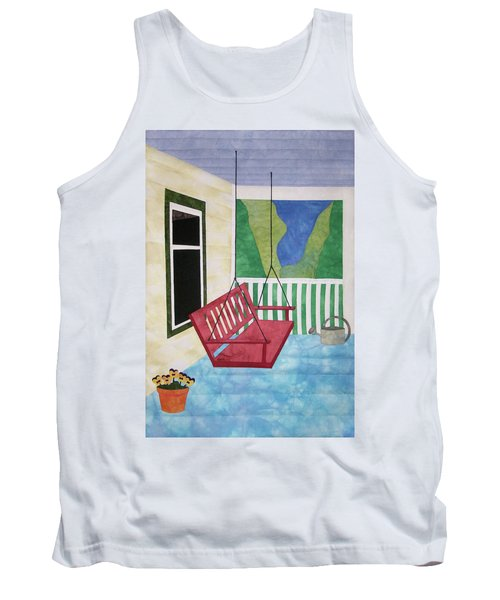 Lazy Summer Afternoon Tank Top