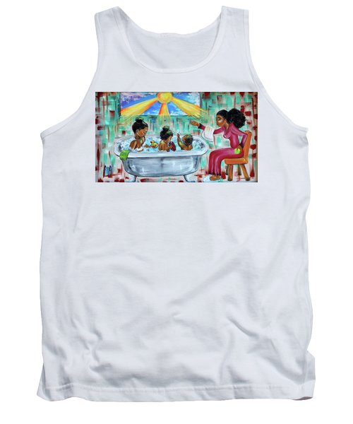 Lessons From Mommy Tank Top
