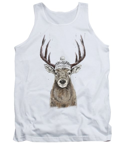 Let's Go Outside  Tank Top