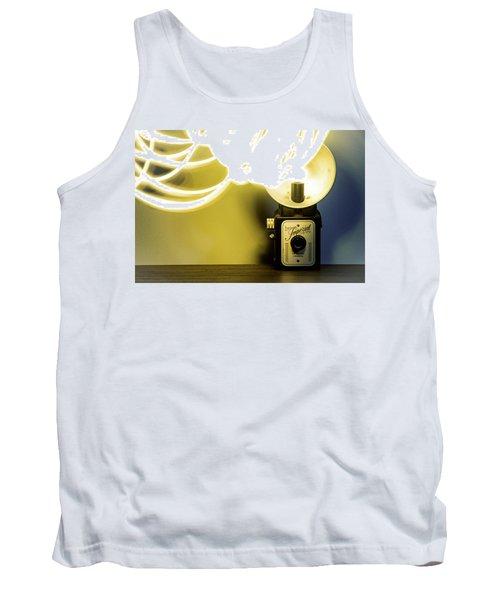 Lights, Camera, Action Tank Top