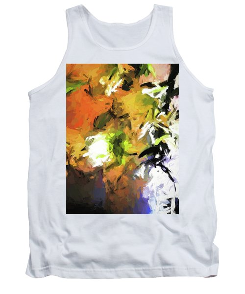 Lily For The Horses Tank Top