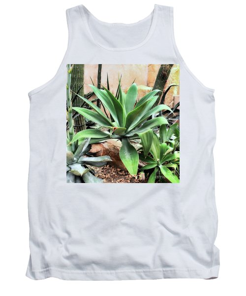 Lion's Tail Agave Tank Top
