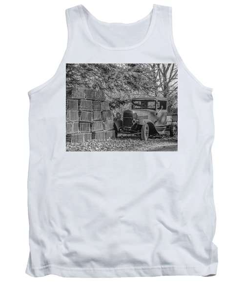 Lobster Pots And Truck Tank Top