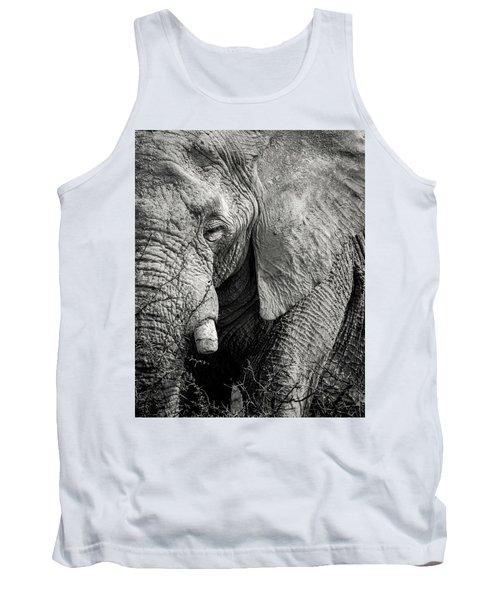 Look Of An Elephant Tank Top